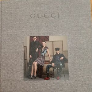 Gucci Collection Fall 2015 Hardcover Book